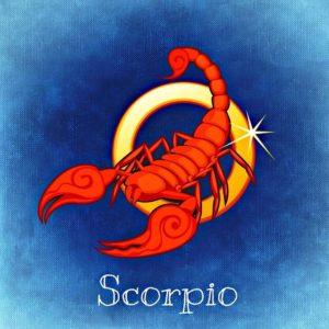 the scorpio zodiac symbol